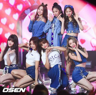CLC、MBC MUSIC「SHOW CHAMPION」に出演。