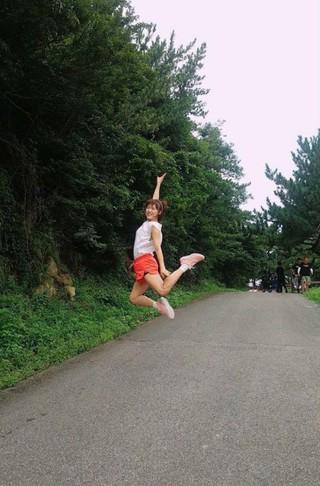 女優ハ・ジウォン、SNS更新。