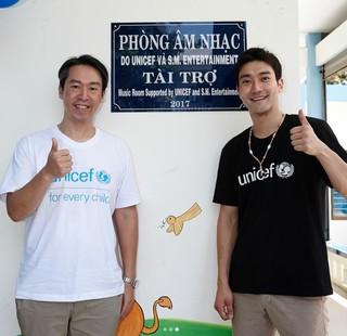 SUPER JUNIOR チェ・シウォン、SNS更新。除隊後、ベトナムでボランティア活動中の写真を公開。