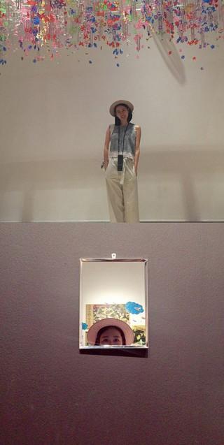 ソン・イェジン、SNS更新。日本の「MORI Art museum」