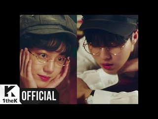 【動画】ユ・スンウ YU SEUNGWOO, ユンナ YOUNHA _ 「Can&#39&#59;t Stop This Feeling」MV