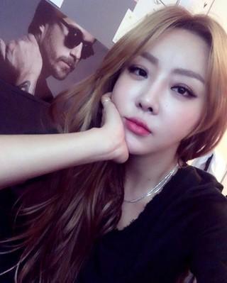 Brown Eyed Girls ナルシャ、SNS更新。