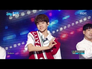 【動画】【公式】サムエル - Sixteen、Show Music core 20170902