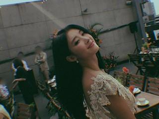 NINE MUSES 出身ムン・ヒョナ, 結婚式の写真公開。メンバーたちが勢ぞろい。