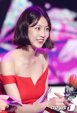 「TWICE ジョンヨンの実姉」の女優コン・スンヨン、「ソウルドラマAWARDS」に授賞者として参加。ソウル汝矣島(ヨイド)。