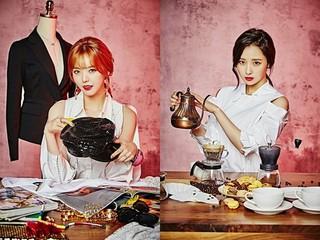 Dal★shabet セリ&ウヒ、KBS再起オーディション「THE UNIT」出演確定。