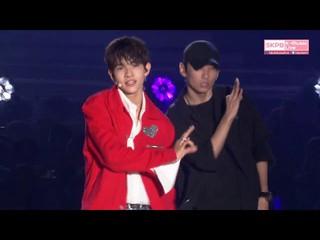 【動画】サムエル SAMUEL - SIXTEEN @ INK 2017 仁川 K-Pop Concert
