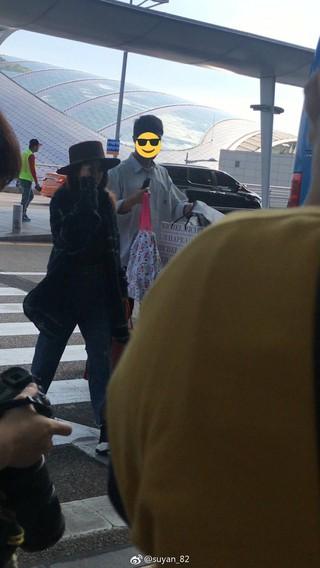 2NE1 出身Dara、あまり寝れずに出国中。BIGBANGのGD「Motte in Malaysia」にゲスト出演のため。