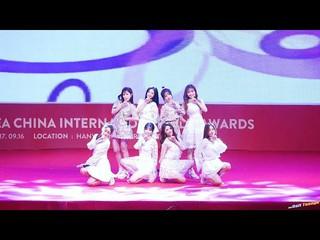 【動画】【直カム】LOVELYZ - A choo、韓中国際映画祭