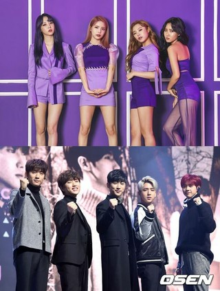 MAMAMOO、B1A4 がSBS「PARTY PEOPLE」に出演!