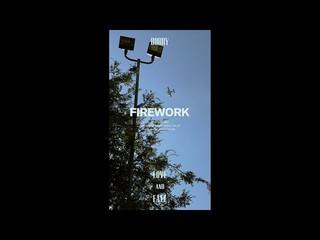 【動画】【公式】iKON、BOBBY  -  LOVE AND FALL「FIREWORK」