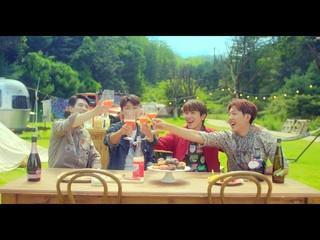 【動画】【J公式】CNBLUE、CNBLUE  -  Starting Over【Official Music Video】