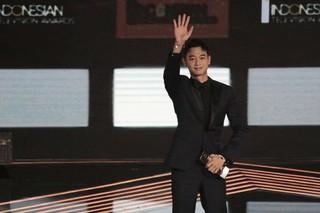 SHINee ミンホ、インドネシアの授賞式(Indonesian Television Awards 2017)で特別賞を受賞!韓国人歌手では初めて。
