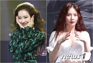 Wonder Girls 出身ソンミ、KBSアイドル再起オーディション「THE UNIT」にアドバイザー(メント)として出演。4Minute出身ヒョナやファン・チヨルらと共に参加者