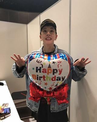 Block B テイル、SNS更新。「はい、9月24日僕の誕生日です ~ 祝ってくださった方々、ありがとうございます。まだしてくださっていない方は、今祝ってくだされば結構です