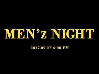 【動画】【公式】BLOCK B、ピオ(PO) -  MEN&#39&#59;z NIGHT(Feat。Chancellor)Official Music Video Teaser