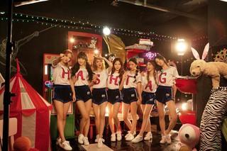新人ガールズグループ・HashTag、7人全員公開。Baby V.O.X 出身の歌手カン・ミヨンがプロデュースに参加し話題に。