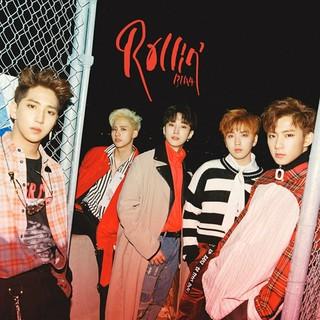 B1A4、新作「Rollin」も音源チャート上位圏にランクイン。27日、「SHOW Champion」でカムバック初舞台へ。