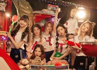 Baby V.O.X 出身カン・ミヨンプロデュースの新人HashTag、10月11日正式デビュー。