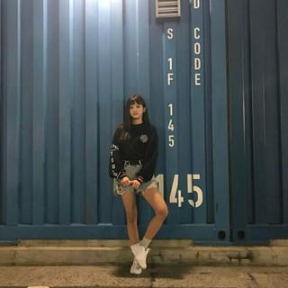 アイドル学校 ソン・ハヨン、SNS更新。卒業成績の次席で9人組のFromisメンバー。