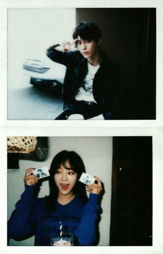 NCT U ドヨン&gugudan セジョン、写真を追加公開。13日、「SM STATION」を通して「Star Blossom」を公開。