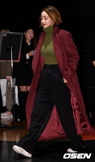 女優ソ・ヒョリム、jainsongフォトウォールイベントに出席。18日午後、ホリムアートセンター。