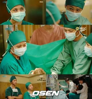 ハ・ジウォン、CNBLUE カン・ミンヒョクの共演ドラマ「病院船」。2人の恋物語がようやくスタート。。