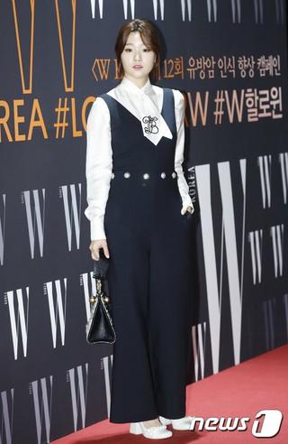 女優パク・ソダム、Wコリア「第12回乳がん認識向上キャンペーン チャリティーイベント」フォトイベントに出席。