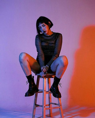 SHOW ME THE MONEY 3、Unpretty Rapstarで「女子高生ラッパー」として有名なユク・ジダム、SNS更新。自ら「セクシーが罪なら、無期懲役」とコメント。