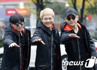 NRG、12年ぶりの音楽放送「ミュージックバンク」リハーサル、ソウル汝矣島(ヨイド)。