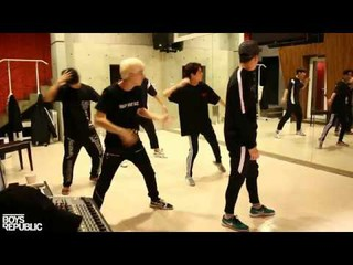 【動画】Boys Republic -Overdose+Dance Performance Dance Practice Video
