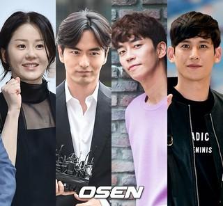 SBS新水木ドラマ「リターン」、女優コ・ヒョンジョン イ・ジヌク シン・ソンロク パク・ギウン ら豪華ラインナップが決定。来年1月中に放送予定。
