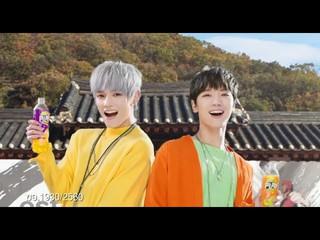 【韓国CM】NCT U&#39&#59;s Taeyong and Tenเอสเพลย์(est PLAY)CF