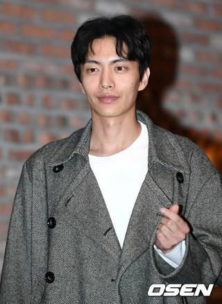 俳優イ・ミンギ、ドラマ「この人生は初めなので」打ち上げに参加。ソウル市内の飲食店。