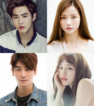 韓国版「リッチマン、プアウーマン」の出演ラインナップ確定。EXO SUHO 女優ハ・ヨンス オ・チャンソク キム・イェウォン。来年上半期放送予定。