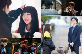 俳優ユ・スンホ チェ・スビン オム・ギジュン、MBCドラマ「ロボットじゃない」撮影ビハインドカット。