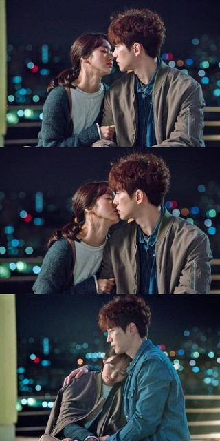 2PM ジュノ ウォン・ジナ 出演JTBC月火ドラマ「ただ愛する仲」撮影現場公開。