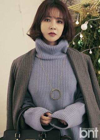 女優チェ・ユンヨン、画報公開。「bnt」。