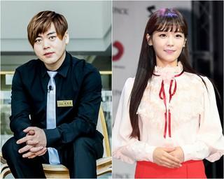 韓国で「平行理論」が話題。●「アイドル夫婦1号」H.O.T.ムン・ヒジュン x CRAYON POPソユルの場合:2016年11月に「SELF」結婚宣言し2017年2月に結婚、
