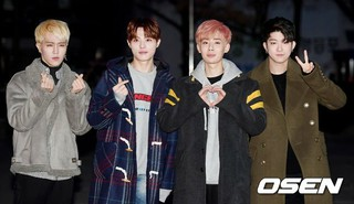 VOISPER、KBS「ミュージックバンク」リハーサルに到着。