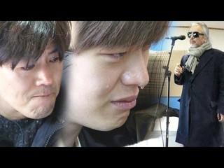 【公式sbe】ユク・ソンジェ(BTOB)、俳優イ・サンユン、淡々と歌う巨匠チョン・イングォン歌に「涙」。執事部一体 03回 20180114