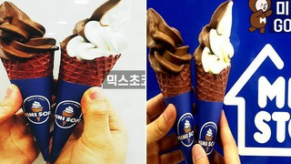 """冬にも食べたい!「ミニストップ」新発売の""""ベルギーチョコソフトクリーム"""""""