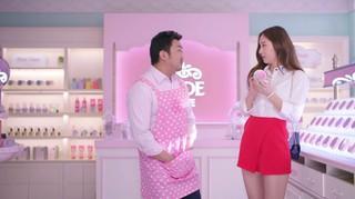 【韓国コスメ】「エチュードハウス」で2万ウォン以上購入するともらえるマ・ドンソクエプロン!?