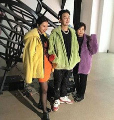 「BIGBANG」G-DRAGONが母、姉と撮影した家族写真を公開♪
