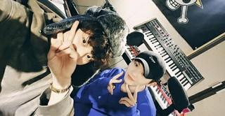 「EXO」チャニョル、後輩「SEVENTEEN」ウジとのツーショット写真を公開!