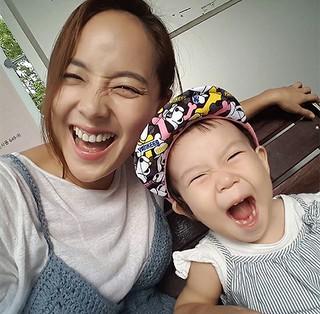 ユジン&キ・テヨン夫婦、娘ロヒちゃんとの幸せな日常を公開♪