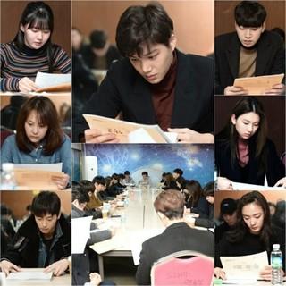 「EXO」カイが本格演技始動!主演ドラマ「アンダンテ」の台本リーディングに参加♪