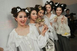 「TWICE」ジヒョ&ナヨン&ジョンヨンが過去に出演したファッションショーが話題!