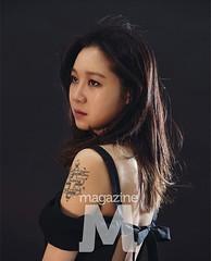 女優コン・ヒョジン、マガジン雑誌で見せるガールクラッシュの魅力♪
