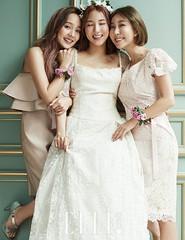 元祖妖精アイドル「S.E.S」、メンバー全員でパダの結婚をお祝いする♪